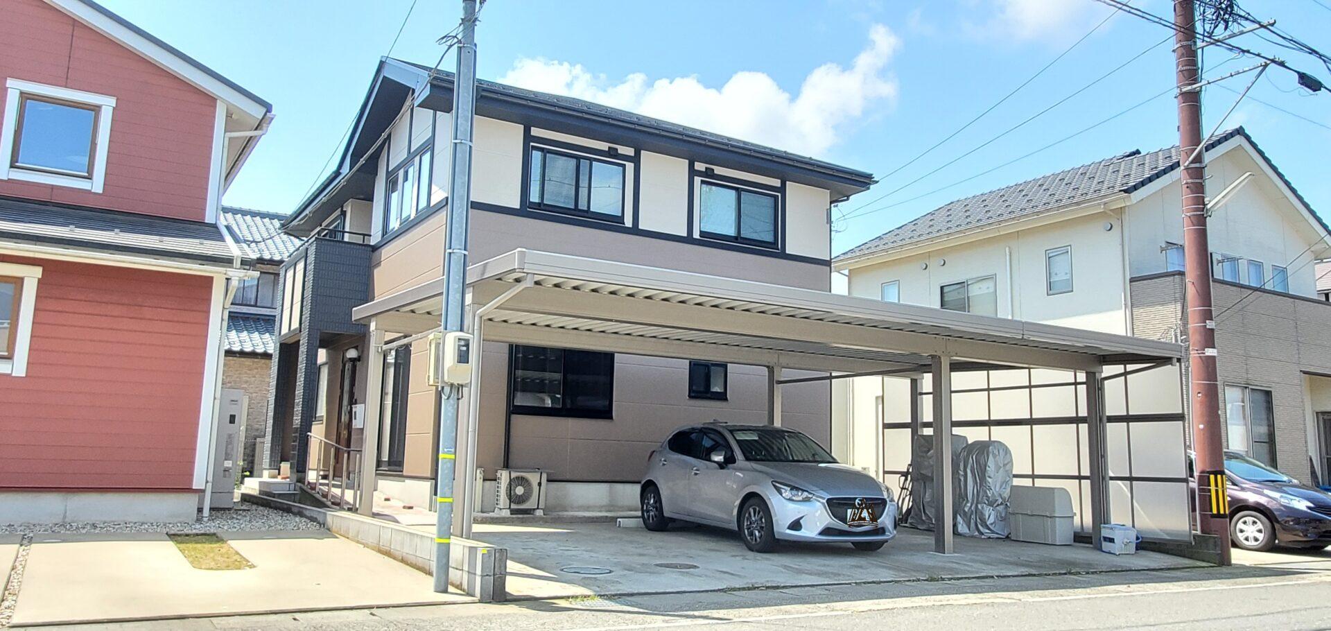 坂井市 施工事例
